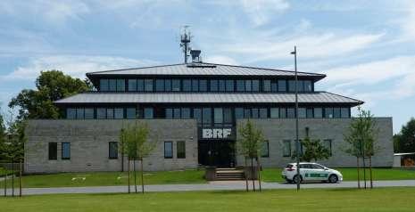 Zetel en studio's van de BRF, de Belgische publieke omroep van de Duitstalige Gemeenschap - 1995