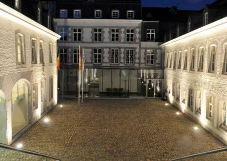 Zetel van de Minister-President van de Duitstalige Gemeenschap – Gospert 42 in Eupen – 2008 tot 2010