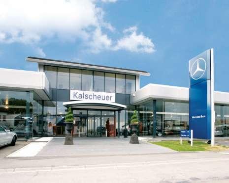 Garage Mercedes-Benz Kalscheuer in Eupen