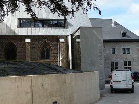Seminariecentrum «Kloster Heidberg» in Eupen – 2013 tot 2014
