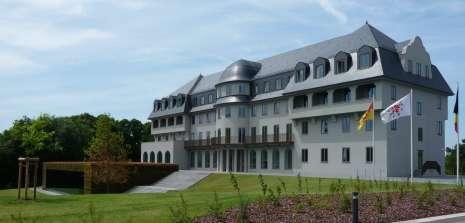 Nouveau parlement de la Communauté germanophone à Eupen – 2012 à 2013